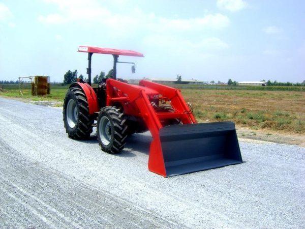 Traktör kepçe imalatı