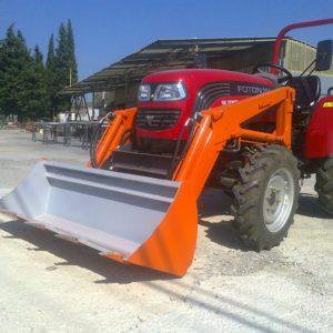 traktör kepçe ön yükleyici kepçe ataşmanları imalatı
