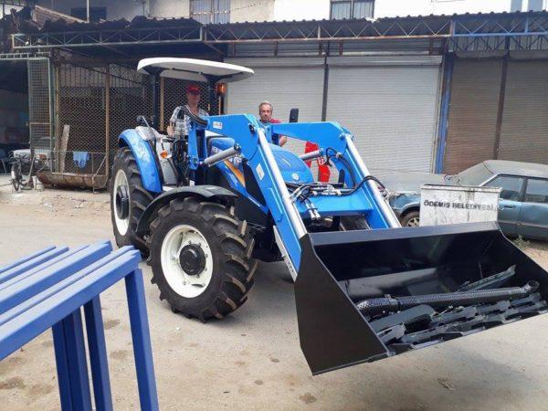 traktör kepçe ön yükleyici kepçe imalatı (11)