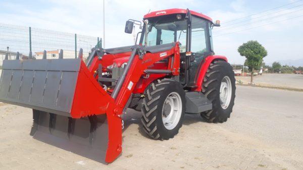 traktör ön kepçe imalatı ödemiş izmir