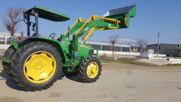traktör ön yükleyici kepçe (13)