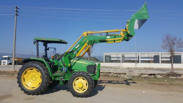 traktör ön yükleyici kepçe (14)